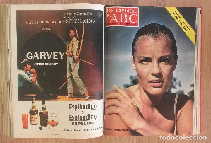 Coleccionismo de Los Domingos de ABC: Los Domingos de ABC TOMO 12 NUMEROS Julio-Diciembre 1969 Muy buen estado ( Ver fotografias) - Foto 21 - 100291747