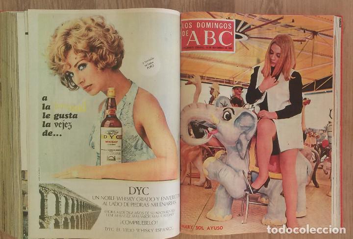 Coleccionismo de Los Domingos de ABC: Los Domingos de ABC TOMO 12 NUMEROS Julio-Diciembre 1969 Muy buen estado ( Ver fotografias) - Foto 25 - 100291747