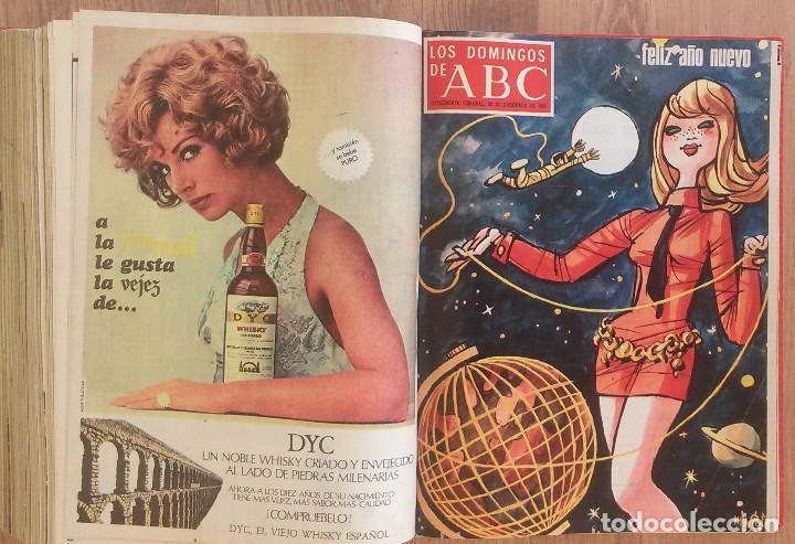 Coleccionismo de Los Domingos de ABC: Los Domingos de ABC TOMO 12 NUMEROS Julio-Diciembre 1969 Muy buen estado ( Ver fotografias) - Foto 27 - 100291747
