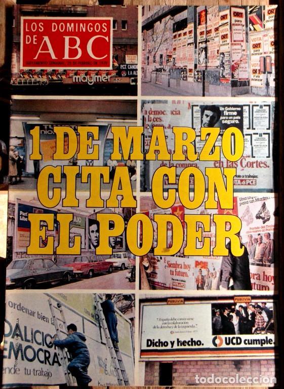 Coleccionismo de Los Domingos de ABC: Los domingos de ABC, 18 suplementos semanales 1974-79 excelente estado - CLC - Foto 4 - 100461491