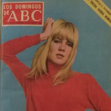 Colecionismo de Los Domingos de ABC: LOS DOMINGOS DE ABC ( 1968 ) 10 NÚMEROS ENCUADERNADOS ( VER FOTOS CONTENIDO ). Lote 105457311