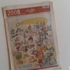Coleccionismo de Los Domingos de ABC: (SEVILLA) ABC 2008 - VISTO POR MINGOTE. Lote 105568739