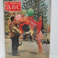 Coleccionismo de Los Domingos de ABC: LOS DOMINGOS DE ABC SUPLEMENTO SEMANAL FECHA 21-05-1970. Lote 106990695