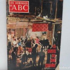 Coleccionismo de Los Domingos de ABC: LOS DOMINGOS DE ABC SUPLEMENTO SEMANAL FECHA8-11-70. Lote 106990955