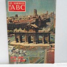 Coleccionismo de Los Domingos de ABC: LOS DOMINGOS DE ABC SUPLEMENTO SEMANAL FECHA 24-05-70. Lote 106992455