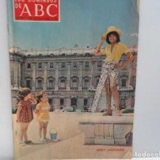 Coleccionismo de Los Domingos de ABC: LOS DOMINGOS DE ABC SUPLEMENTO SEMANAL FECHA 23-08-70. Lote 106992547