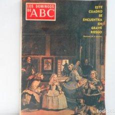 Coleccionismo de Los Domingos de ABC: LOS DOMINGOS DE ABC SUPLEMENTO SEMANAL FECHA 03-05-70. Lote 106993991