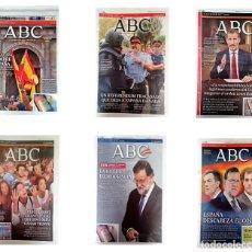 Coleccionismo de Los Domingos de ABC: ABC HISTORIA DE ESPAÑA, DESAFÍO INDEPENDENTISTA. Lote 107861619