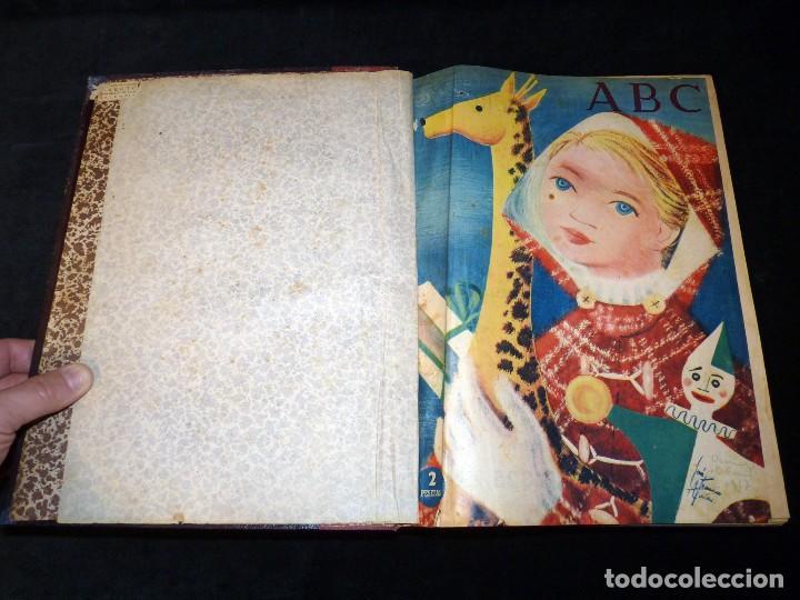 Coleccionismo de Los Domingos de ABC: LOS DOMINGOS ABC. 16 TOMOS. 1957-1984. ARTE Y CULTURA - Foto 2 - 110022703
