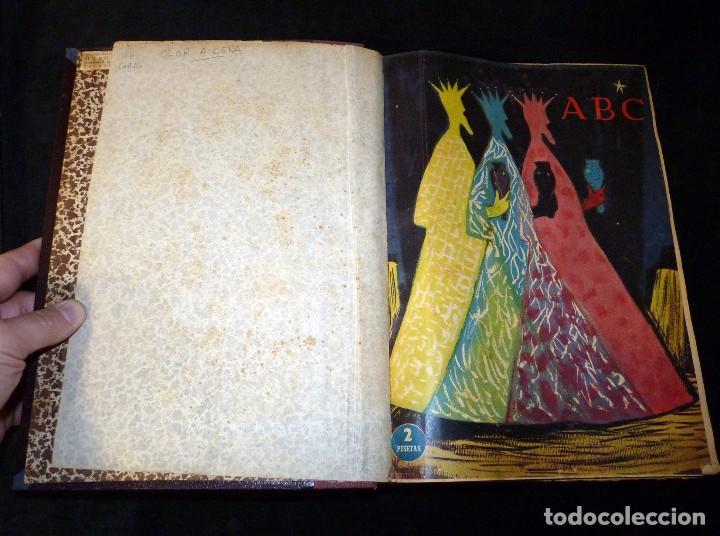 Coleccionismo de Los Domingos de ABC: LOS DOMINGOS ABC. 16 TOMOS. 1957-1984. ARTE Y CULTURA - Foto 3 - 110022703