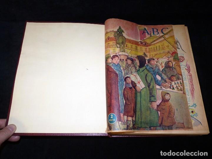 Coleccionismo de Los Domingos de ABC: LOS DOMINGOS ABC. 16 TOMOS. 1957-1984. ARTE Y CULTURA - Foto 5 - 110022703