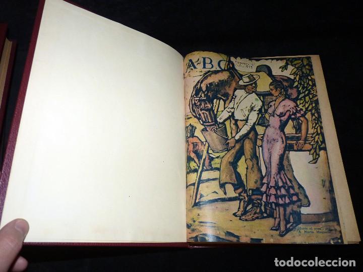 Coleccionismo de Los Domingos de ABC: LOS DOMINGOS ABC. 16 TOMOS. 1957-1984. ARTE Y CULTURA - Foto 6 - 110022703