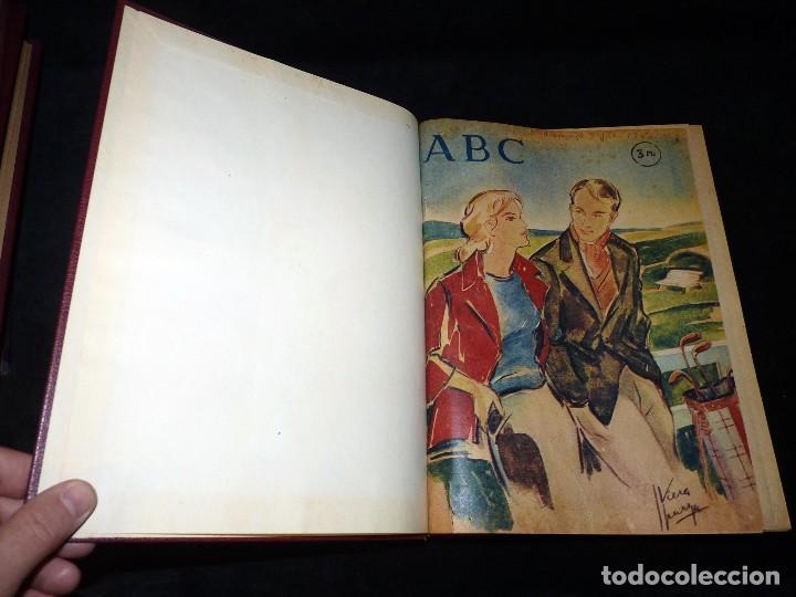 Coleccionismo de Los Domingos de ABC: LOS DOMINGOS ABC. 16 TOMOS. 1957-1984. ARTE Y CULTURA - Foto 7 - 110022703