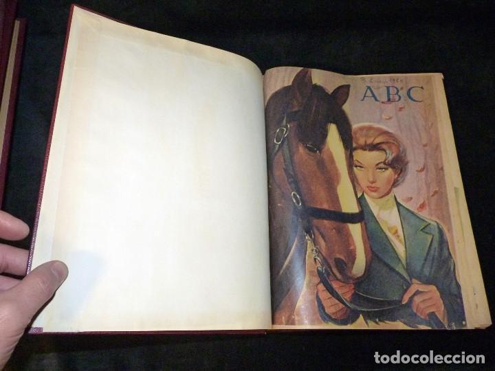 Coleccionismo de Los Domingos de ABC: LOS DOMINGOS ABC. 16 TOMOS. 1957-1984. ARTE Y CULTURA - Foto 8 - 110022703
