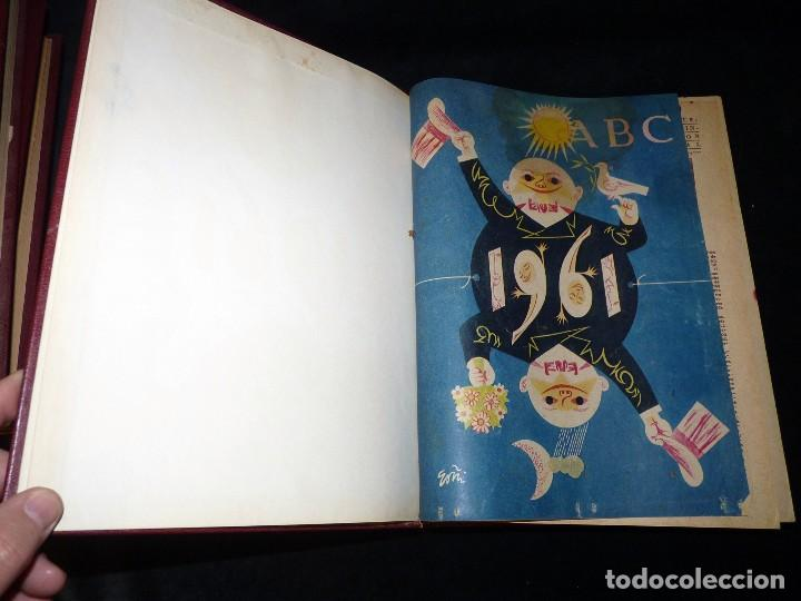 Coleccionismo de Los Domingos de ABC: LOS DOMINGOS ABC. 16 TOMOS. 1957-1984. ARTE Y CULTURA - Foto 9 - 110022703