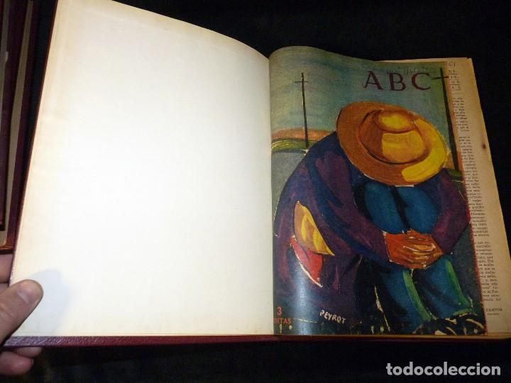 Coleccionismo de Los Domingos de ABC: LOS DOMINGOS ABC. 16 TOMOS. 1957-1984. ARTE Y CULTURA - Foto 10 - 110022703