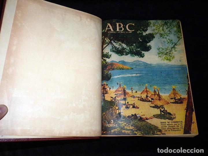 Coleccionismo de Los Domingos de ABC: LOS DOMINGOS ABC. 16 TOMOS. 1957-1984. ARTE Y CULTURA - Foto 11 - 110022703