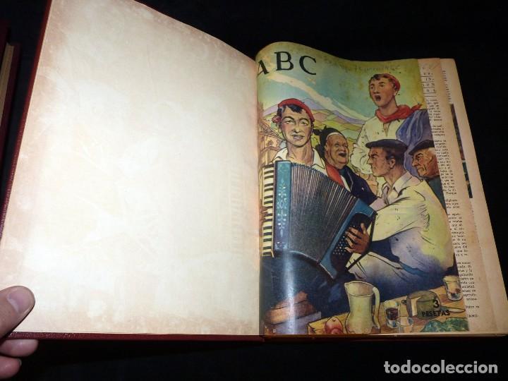 Coleccionismo de Los Domingos de ABC: LOS DOMINGOS ABC. 16 TOMOS. 1957-1984. ARTE Y CULTURA - Foto 12 - 110022703
