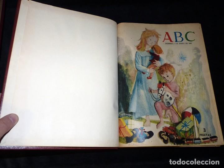Coleccionismo de Los Domingos de ABC: LOS DOMINGOS ABC. 16 TOMOS. 1957-1984. ARTE Y CULTURA - Foto 13 - 110022703