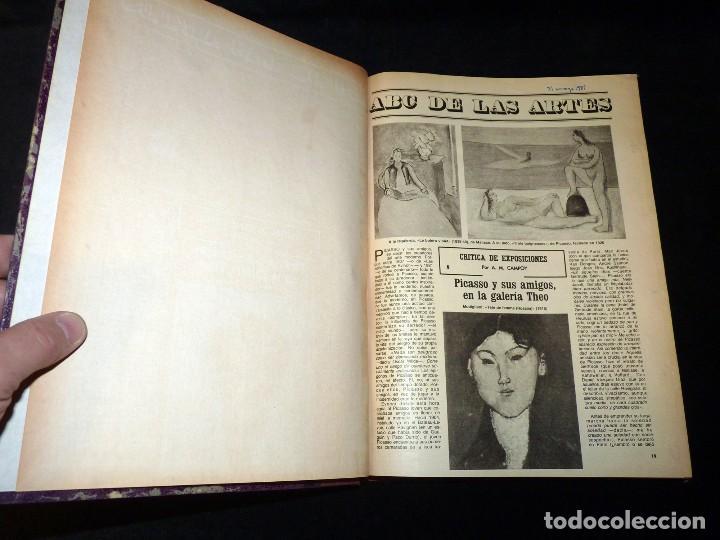 Coleccionismo de Los Domingos de ABC: LOS DOMINGOS ABC. 16 TOMOS. 1957-1984. ARTE Y CULTURA - Foto 18 - 110022703