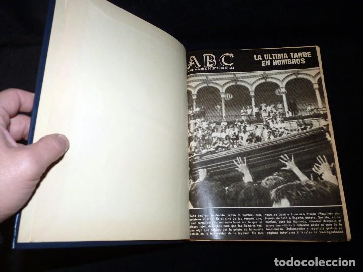 Coleccionismo de Los Domingos de ABC: LOS DOMINGOS ABC. 16 TOMOS. 1957-1984. ARTE Y CULTURA - Foto 19 - 110022703