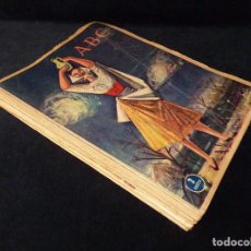Coleccionismo de Los Domingos de ABC: ABC EXTRA DOMINGO. 17 REVISTAS. JULIO A DICIEMBRE 1958. DOMINICAL DOMINGOS. Lote 110230339