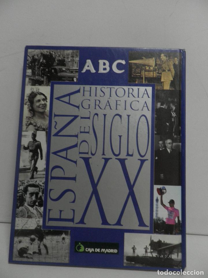 Coleccionismo de Los Domingos de ABC: ABC - Blanco y Negro España. Historia gráfica del siglo XX 192 páginas Tapa dura. 30x23 cm. COMPLETO - Foto 2 - 111925707