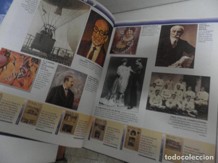 Coleccionismo de Los Domingos de ABC: ABC - Blanco y Negro España. Historia gráfica del siglo XX 192 páginas Tapa dura. 30x23 cm. COMPLETO - Foto 5 - 111925707