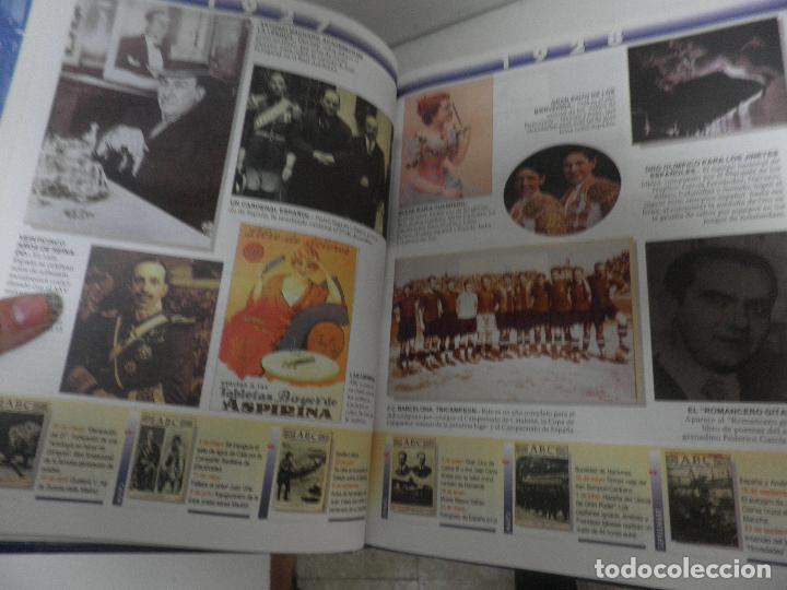 Coleccionismo de Los Domingos de ABC: ABC - Blanco y Negro España. Historia gráfica del siglo XX 192 páginas Tapa dura. 30x23 cm. COMPLETO - Foto 6 - 111925707