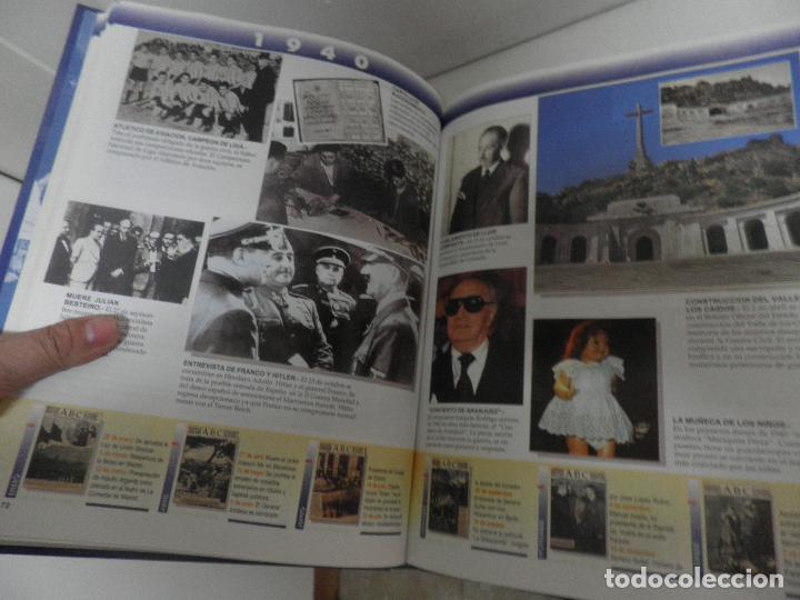 Coleccionismo de Los Domingos de ABC: ABC - Blanco y Negro España. Historia gráfica del siglo XX 192 páginas Tapa dura. 30x23 cm. COMPLETO - Foto 7 - 111925707