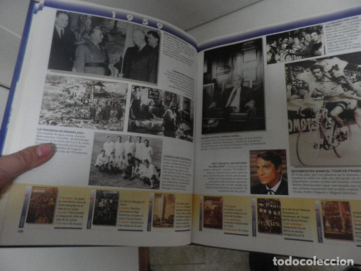 Coleccionismo de Los Domingos de ABC: ABC - Blanco y Negro España. Historia gráfica del siglo XX 192 páginas Tapa dura. 30x23 cm. COMPLETO - Foto 8 - 111925707