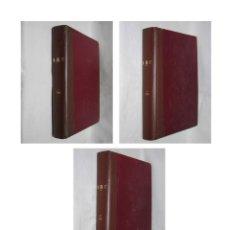 Coleccionismo de Los Domingos de ABC: 1969. LOTE 3 TOMOS. LOS DOMINGOS DE ABC. TOMO I, II Y III . AÑO COMPLETO. 1 2 3. Lote 112172523