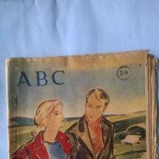 Colecionismo de Los Domingos de ABC: PERIODICO ABC 2 JUNIO 1960. Lote 112315743
