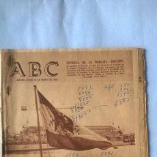 Collection Los Domingos de ABC - PERIODICO ABC 18 ENERO 1960 - 112317595