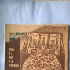 Coleccionismo de Los Domingos de ABC: PERIODICO ABC 18 - 20 MARZO 1963. Lote 112322287