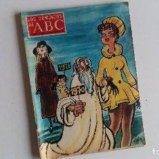 Coleccionismo de Los Domingos de ABC: (SEVILLA) LOS DOMINGOS DE ABC - DICIEMBRE 1970. RESUMEN DE AÑO MINGOTE. Lote 112597931
