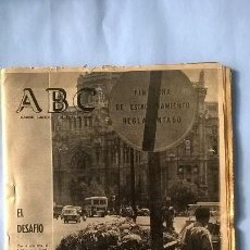 Coleccionismo de Los Domingos de ABC: PERIODICO ABC 13 JULIO 1968. Lote 112629243