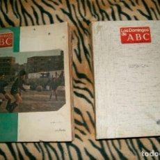 Coleccionismo de Los Domingos de ABC: LOS DOMINGOS DE ABC AÑOS 80 ENCUADERNADO. Lote 114569839