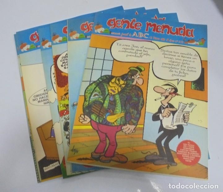 Coleccionismo de Los Domingos de ABC: GENTE MENUDA. SUPLEMENTO JUVENIL DE ABC. 330 NUMEROS DIFERENTES. PERFECTO ESTADO. VER - Foto 8 - 114877423