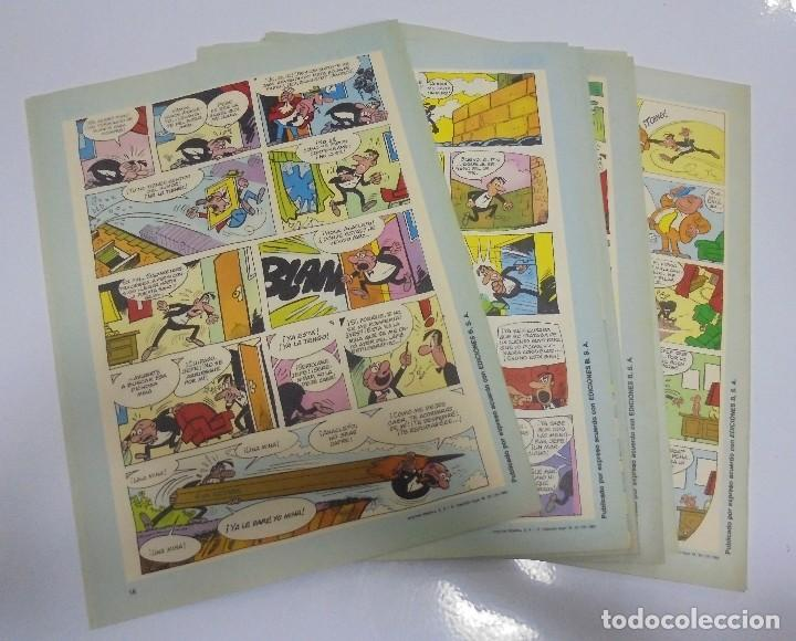 Coleccionismo de Los Domingos de ABC: GENTE MENUDA. SUPLEMENTO JUVENIL DE ABC. 330 NUMEROS DIFERENTES. PERFECTO ESTADO. VER - Foto 33 - 114877423