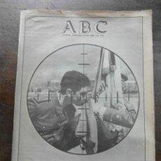 Coleccionismo de Los Domingos de ABC: DIARIO ABC. DOMINGO 28 DE ABRIL DE 1991. ETA. Lote 115493747