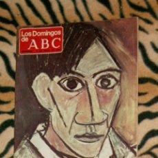Coleccionismo de Los Domingos de ABC: LOS DOMINGOS DE ABC 6 JULIO 1980. Lote 115589355