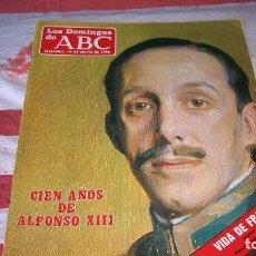 Coleccionismo de Los Domingos de ABC: LOS DOMINGOS DE ABC 1980. Lote 115669387