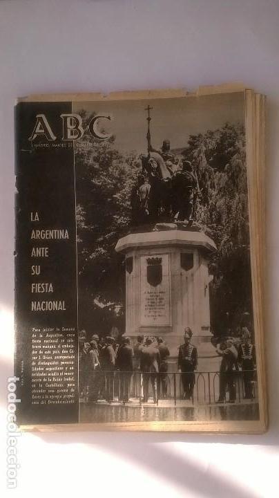 PERIODICO ABC 23 MAYO 1967 (Coleccionismo - Revistas y Periódicos Modernos (a partir de 1.940) - Los Domingos de ABC)