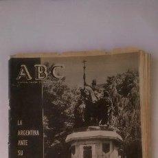 Coleccionismo de Los Domingos de ABC: PERIODICO ABC 23 MAYO 1967. Lote 117941359