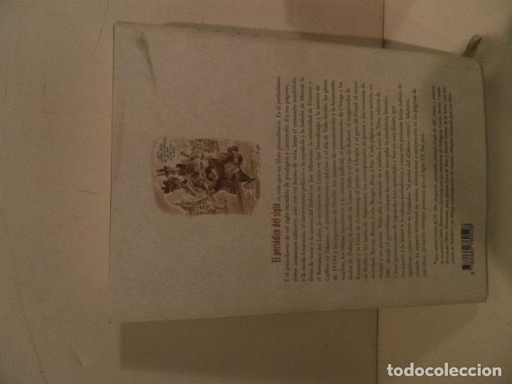 Coleccionismo de Los Domingos de ABC: EL PERIODICO DEL SIGLO 1903 - 2003 100 FIRMAS - 100 AÑOS EDICION LIMITADA. NUMERO 68467. - Foto 2 - 118679571