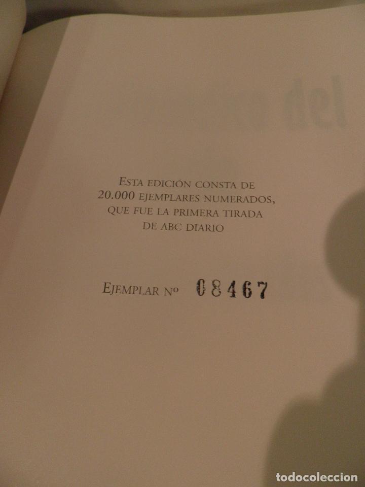Coleccionismo de Los Domingos de ABC: EL PERIODICO DEL SIGLO 1903 - 2003 100 FIRMAS - 100 AÑOS EDICION LIMITADA. NUMERO 68467. - Foto 6 - 118679571