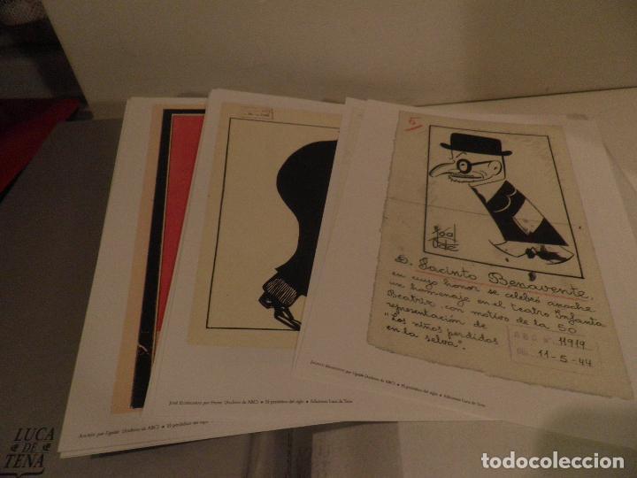 Coleccionismo de Los Domingos de ABC: EL PERIODICO DEL SIGLO 1903 - 2003 100 FIRMAS - 100 AÑOS EDICION LIMITADA. NUMERO 68467. - Foto 11 - 118679571