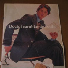 Coleccionismo de Los Domingos de ABC: REVISTA ABC 12 DE DICIEMBRE 1976. SIN PORTADA.. Lote 118839771