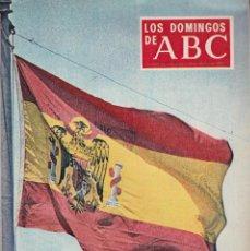 Coleccionismo de Los Domingos de ABC: LOS DOMINGOS DE A B C - 2 JUNIO 1968 - EL EJERCITO,COLUMNA VERTEBRAL DE ESPAÑA. Lote 119064487